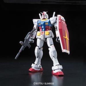 バンダイ RGシリーズ 1/144 RG01 RX-78-2 ガンダム ガンプラ