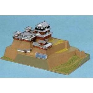 童友社 日本の名城 ジョイジョイコレクション 松山城 プラモデル