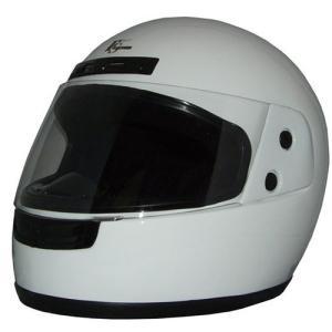 石野商会 FS−205B フルフェイスヘルメット FS−JAPAN 57cm〜60cm未満 ホワイト|yamada-denki