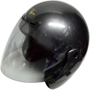 石野商会 FS−505B ジェットヘルメット FS−JAPAN 57cm〜60cm未満 ガンメタ|yamada-denki