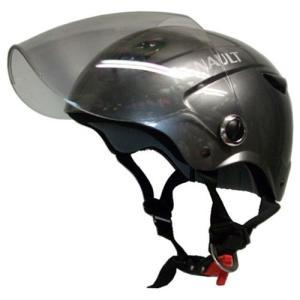 石野商会 RN−666B RENAULTシールド付きハーフヘルメット RENAULTMOTORCYCLE 57cm〜60cm未満 チタン|yamada-denki