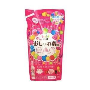 P&G ボールド 香りのおしゃれ着洗剤 わくわくベリー&フラワーの香り つめかえ用 400g 【日用消耗品】|yamada-denki