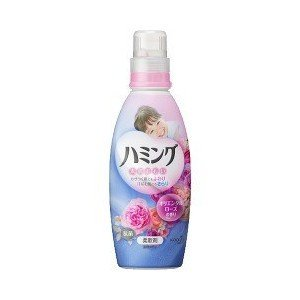 花王 ハミング オリエンタルローズの香り 本体 600ml yamada-denki