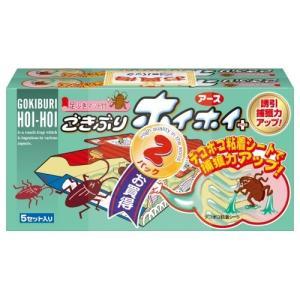 アース製薬 ゴキブリホイホイ+デコボコシート5組2P ゴキブリホイホイ|yamada-denki