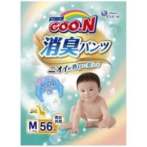 大王製紙 グーン消臭パンツMサイズ56枚|yamada-denki
