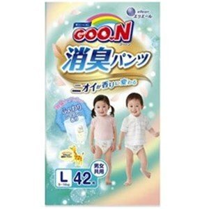 大王製紙 グーン消臭パンツLサイズ42枚|yamada-denki