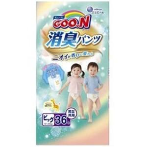 大王製紙 グーン消臭パンツBIGサイズ36枚|yamada-denki