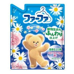 NSファーファ・ジャパン 柔軟仕上げ剤 ベビーフローラルの香り(レギュラータイプ) 1650ml|yamada-denki