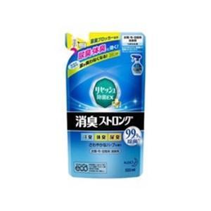 花王 【リセッシュ除菌EX】消臭ストロング さわやかなハーブの香り つめかえ用 320ml|yamada-denki
