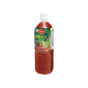 デルモンテ 野菜ジュース ペット 900g|yamada-denki