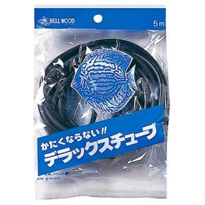 スドー デラックスホース 5M 黒|yamada-denki