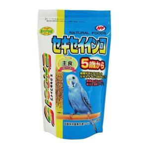 ナチュラルペットフーズ エクセル5セキセイインコ皮付き 350g|yamada-denki