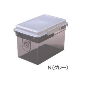 ナカバヤシ DB-8L-N キャバティドライボックス DB-8L-N グレー|yamada-denki