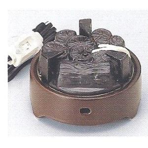 YU−001 ヤマキ製  風炉用電気炭(五徳付)裏千家向
