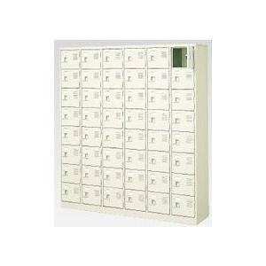 品名:シューズボックス 48人用 品番:BST6-8WK(N) メーカー:BEST  サイズ 外寸法...