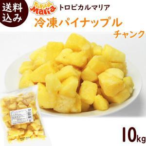 まとめ買い トロピカルマリア 冷凍パイナップルチャンク 500g×20袋 送料込|yamagata-kikou