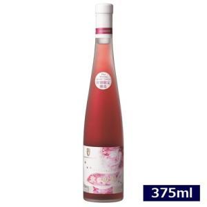 氷の妖精ロゼハーフボトル375ml|yamagata-umaies