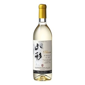 【朝日町ワイン】山形デラウェア白甘口[720ml]|yamagata-umaies