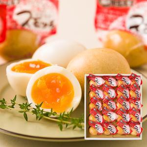 やわらか半熟くんせい卵「スモッち」(20個セット/ギフト箱入り)|yamagata-umaies