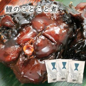 鯉のことこと煮 3切詰合せ(150g×3袋)[化粧箱入]|yamagata-umaies