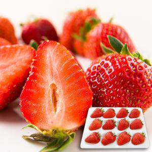 朝摘みいちご紅ほっぺ[12粒入]|yamagata-umaies