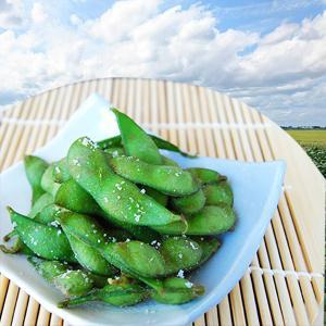 大友惣兵衛の枝豆(茶豆または秘伝豆)500g×2袋|yamagata-umaies