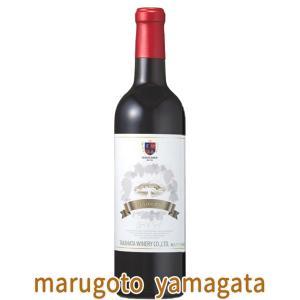 高畠ワイン まほろばの貴婦人 赤 (甘口) 720ml 山形のワイン|yamagatamaru