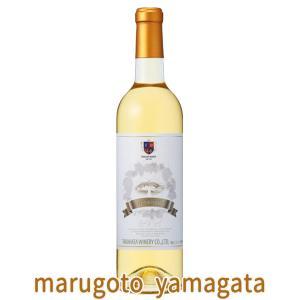 山形県:高畠ワイナリー 高畠ワイン まほろばの貴婦人 白 (極甘口)750ml