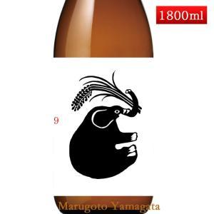 12月中旬入荷予定 山形正宗 純米吟醸 稲造 1800ml 12月限定 生酒 山形の日本酒 地酒 水戸部酒造|yamagatamaru