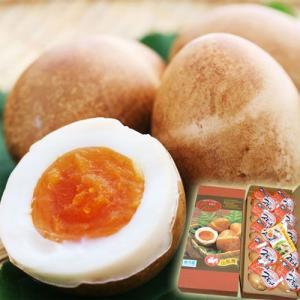 半熟くんせい卵 スモッち 10個入り 贈答用化粧箱入 クール便 天童市 半澤鶏卵 贈り物に|yamagatamaru