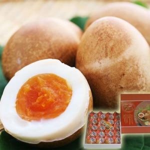 半熟くんせい卵 スモッち 20個入り 贈答用化粧箱入 クール便 天童市 半澤鶏卵 贈り物に|yamagatamaru
