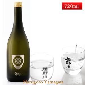 父の日 ギフト プレゼント 楯野川 Shield 亀の尾 たてのかわ シールド かめのお 720ml 日本酒 山形 花以外|yamagatamaru
