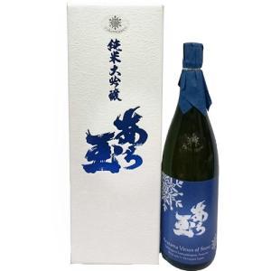 あら玉 純米大吟醸 雪女神 1800ml 山形県 和田酒造日本酒 山形 地酒|yamagatamaru