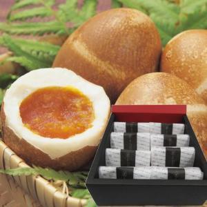 父の日 ギフト プレゼント 「スモッち」 くんせい卵 のハイグレード商品!半澤鶏卵 ときの薫りたまご 8個入 半熟くんせい卵|yamagatamaru