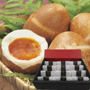 父の日 ギフト プレゼント 「スモッち」 くんせい卵 のハイグレード商品!半澤鶏卵 ときの薫りたまご 12個入 半熟くんせい卵|yamagatamaru