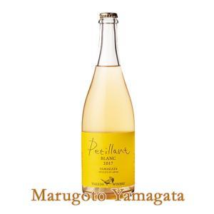 タケダワイナリー ペティアン(微発砲) ブラン750ml 山形のワイン|yamagatamaru