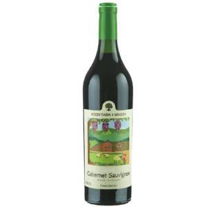 赤ワイン ウッディーファーム ワイナリー  カベルネソーヴィニヨン 750ml yamagatamaru