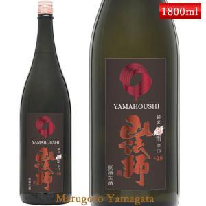 2月1日頃入荷予定 六歌仙 山法師 純米 爆雷 辛口 生原酒 1800ml クール便|yamagatamaru