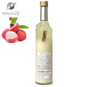 WAKAZE 三軒茶屋のどぶろく〜lychee〜 recipe no. 029 500ml  冬ギフト プレゼント|yamagatamaru