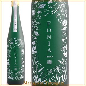 WAKAZE FONIA TERRA 500ml(フォニア テラ 大地)日本酒 山形 地酒 プレゼント 2018|yamagatamaru