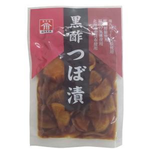 山川食品 黒酢つぼ漬(80g)|yamagawatuke