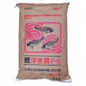 【送料無料】日清丸紅『鯉浮き餌 15kg』