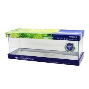 【特長】 前面コーナー曲げガラスのフレームレス水槽です。 すっきりとしたコーナー曲げガラスのパノラマ...