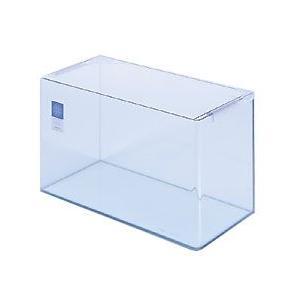 【特長】 ・コーナー曲げガラスのフレームレス水槽。全体にすっきりとしたスタイリングにまとめ、視野的に...