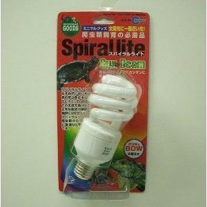 【特長】 ・スパイラルライトは太陽の光に最も近い光を出す『トルーライト』を凝縮して電球型にしたもので...