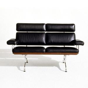 ハーマンミラー HermanMiller「Eames Sofa 2 Seat」  (取寄品)|yamagiwa