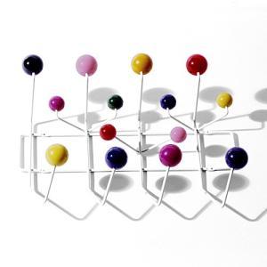 プレミアム会員限定!ポイント最大27倍|ハーマンミラー HermanMiller「Eames Hang-It-All」 マルチカラー (取寄品)|yamagiwa