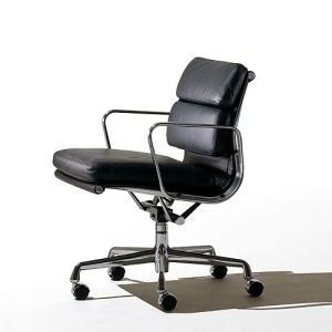 ハーマンミラー  「 Eames Soft Pad Group Management Chairs 」  / 取寄品 yamagiwa