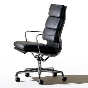 ハーマンミラー  「 Eames Soft Pad Group Executive Chairs 」  / 取寄品 yamagiwa