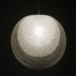 照明 おしゃれ|yamagiwa(ヤマギワ) 「MAYUHANA」PENDANT LAMP 三重 φ500mm (コードカット無料)|yamagiwa